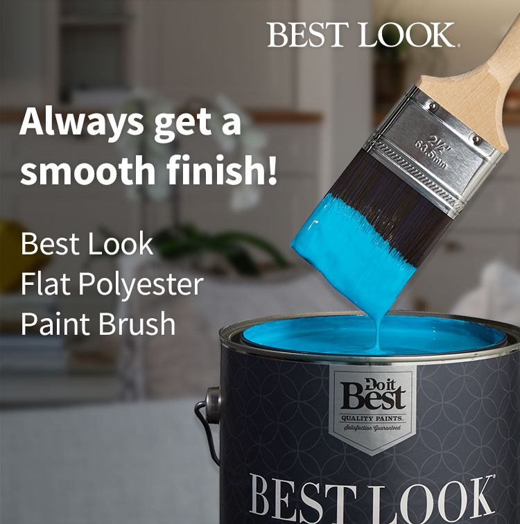 Best Look Paintbrush