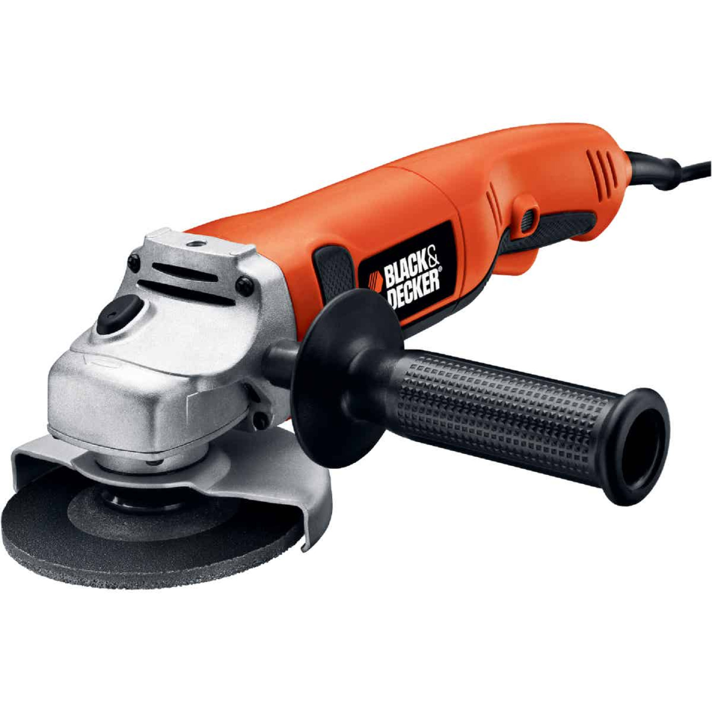 Black & Decker 4-1/2 In. 8.5-Amp Angle Grinder Image 1