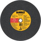 DeWalt HP Type 1 14 In. x 7/64 In. x 1 In. Metal Cut-Off Wheel Image 1