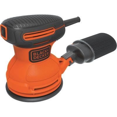 Black & Decker 5 In. 2.0A Finish Sander