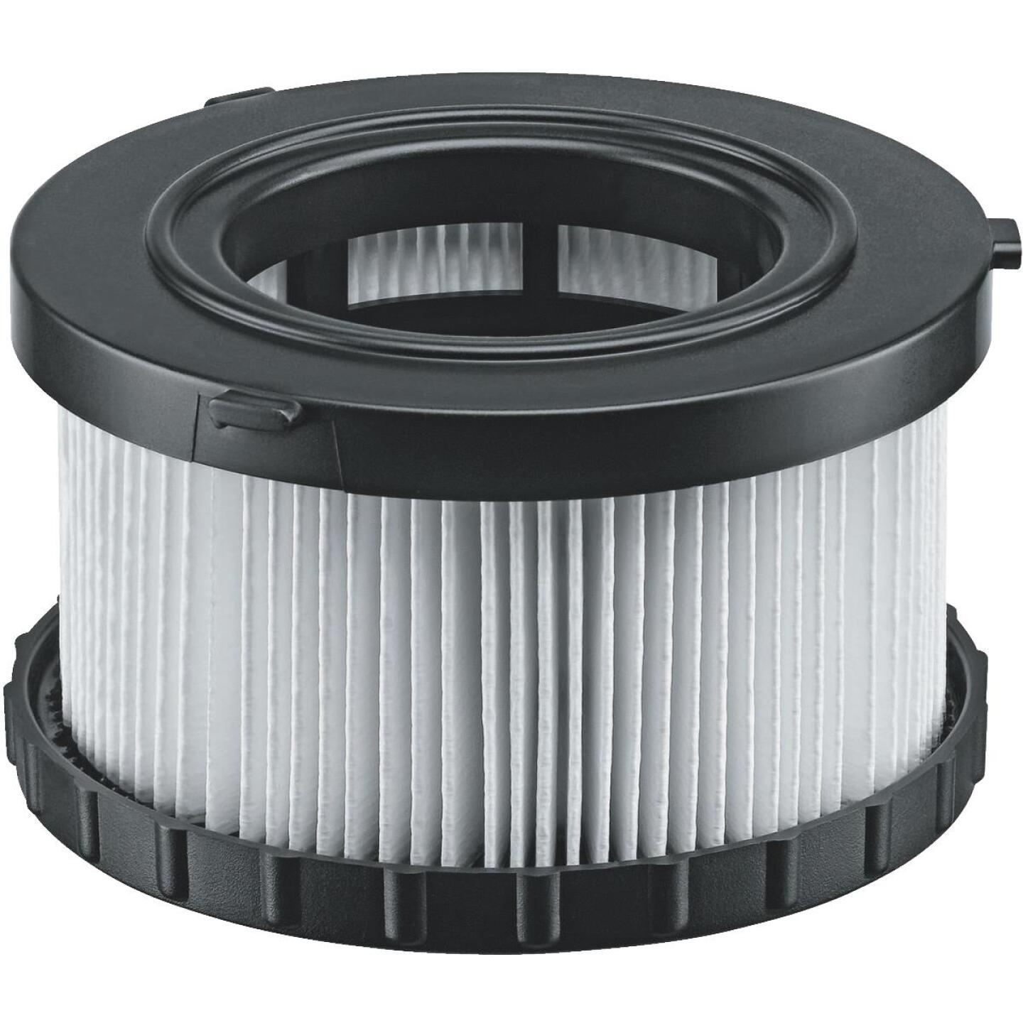 DeWalt Cartridge HEPA DC515K Vacuum Filter Image 1