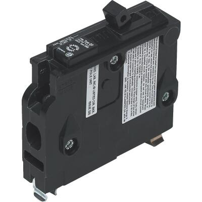 Connecticut Electric 15A Single-Pole Standard Trip Packaged Replacement Circuit Breaker For Square D