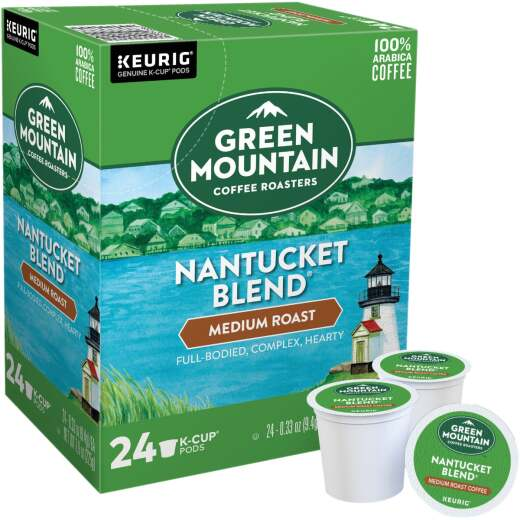 Keurig Green Mountain Coffee Roasters Nantucket Blend K-Cup (24-Pack)