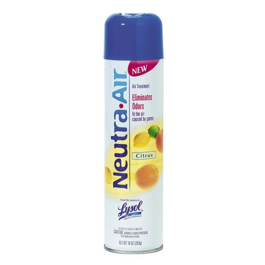 Lysol Neutra Air 10 Oz. Citrus Air Treatment