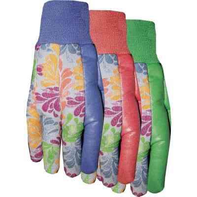 Midwest Gloves & Gear Women's 1 Size Fits All Jersey Garden Glove