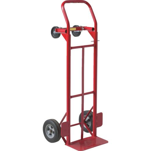 Milwaukee 600 Lb. Capacity Convertible Hand Truck