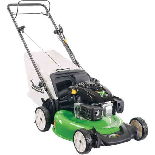LawnBoy 21 In. Electric Start Rear Wheel Drive Self Propel Gas Lawn Mower