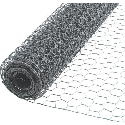 1/2 In. x 36 In. H. x 10 Ft. L. Hexagonal Wire Poultry Netting