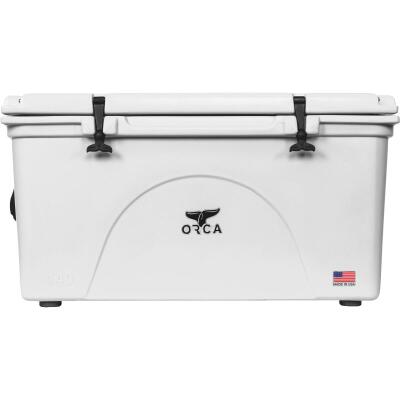 Orca 140 Qt. 192-Can Cooler, White